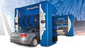 Lavado automatico de vehiculos